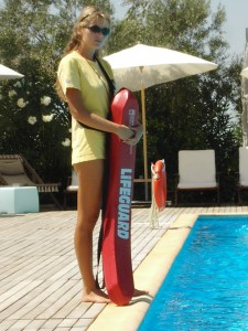 lifeguard pool pisina πισινα