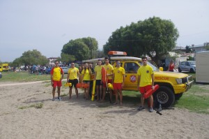 lifeguards team